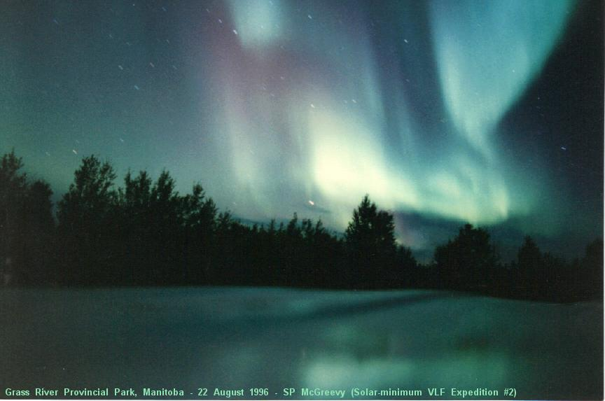 Manitoba Aurora photo